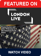 Featured on London Live