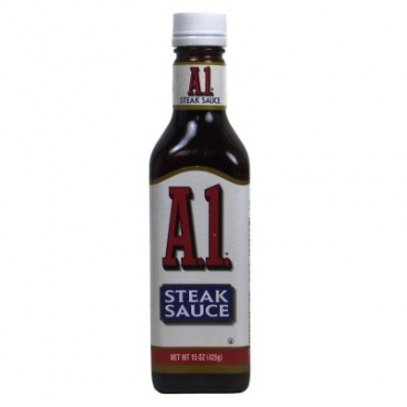A1 Steak Sauce Extra Large Bottle (425g)