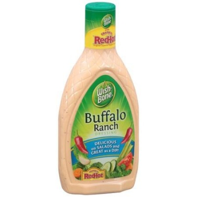 Wish-bone Buffalo Ranch Dressing 15 fl oz Wish Bone