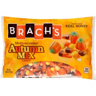 Brach's Mellow Cream AUTUMN MIX 312g Brachs Halloween Candy