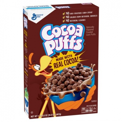 General Mills Cocoa Puffs Cereal 16.5oz (467g)