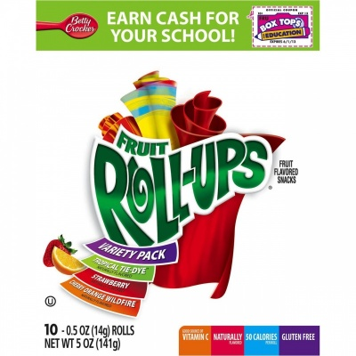 Fruit Roll-Ups Variety Pack 10 - 0.5oz Rolls Roll Ups
