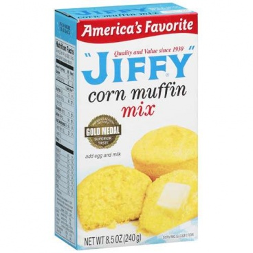 Jiffy Corn Muffin Mix 8.5oz