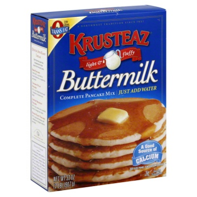 Krusteaz Buttermilk Complete Pancake Mix. 2lb 907g