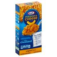KRAFT MACARONI AND CHEESE DINNER THE CHEESIEST 12 x 206g BOX VALUE PACK…