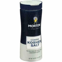 Morton Salt Coarse Kosher Salt, 16 oz