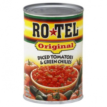 ROTEL Original Diced Tomatoes & Green Chillies 283g