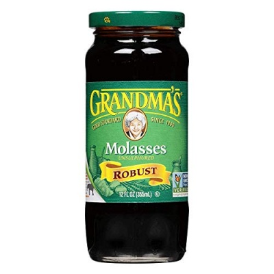 Grandma's Molasses Robust  Green 12fl oz-355ml