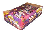 Warheads Sour Chewy Cubes 2.5 oz 70g Case Buy Bulk Candy