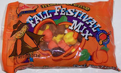 Zachary Fall Festive Mix Mellow Cream 255g  Halloween Candy