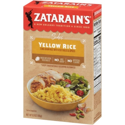 Zatarain's Yellow Rice 6.9o 195g