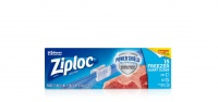 Ziploc Freezer Quart 15 Count Slider