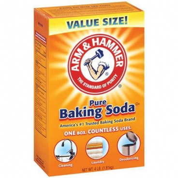 Arm & Hammer Baking Soda 4lb 1.81kg LARGE Box Arm&Hammer