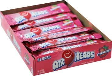 Air Heads  Strawberry (36ct) case buy. Airheads