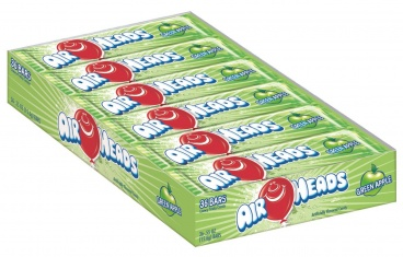 Air Heads Green Apple (36ct) case buy. Airheads
