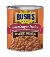 Bush's Best Baked Beans with Brown Sugar and Hickory Sauce16 oz (Pack of 1)