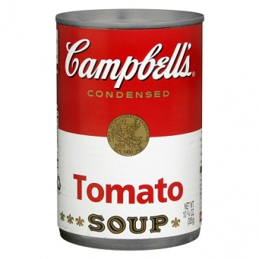Campbells Condensed Tomato Soup 305g