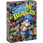 Quaker Cap n Crunch Opps - All Berries Sweetened Corn & Oat Cereal 326g Box New to the Cap'n Crunch range