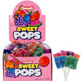 Charms Sweet Pop - 100 Count 1.75kg Case Buy American Candy
