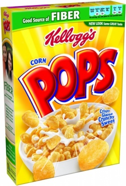 Kelloggs Corn Pop American Cereal (14.6 oz) 414g
