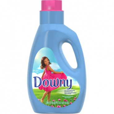 Downy Non Concentrated April Fresh Liquid Fabric Softener 39 Loads 64 Fl oz Tide
