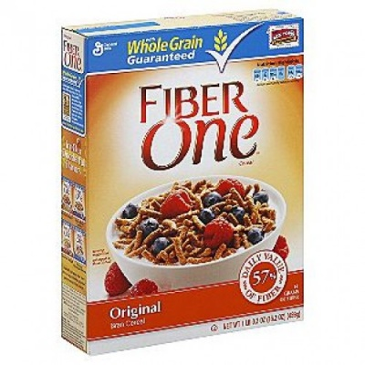 Fiber One  ORIGINAL Cereal 459g (16.2oz) by General Mills