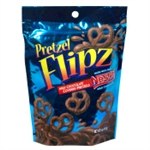 Nestle Flipz Milk Chocolate Covered Pretzels 5oz 141g