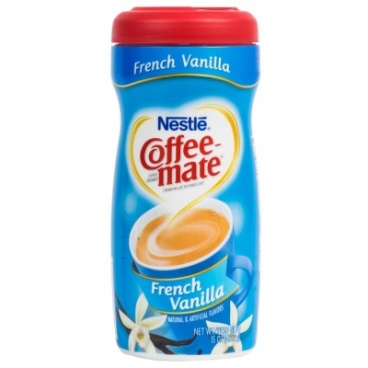 Coffee Mate French Vanilla  powdered Creamer 425.2g