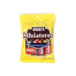 Hersheys Miniatures Chocolate 5.3oz 150g