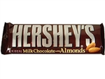 Hersheys Milk Chocolate with Almonds 41g Hershey's Case Buy 36 Bars