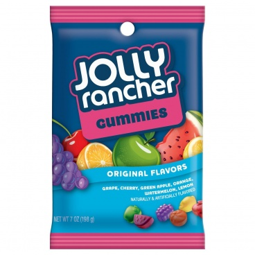 Jolly Rancher Gummies (7oz) 198g Bag American Sweets