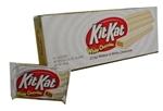 KitKat White Chocolate 42g Kit Kat Case Buy of 24 packs