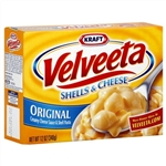 Kraft Velveeta Shells & Cheese - Original 12oz 340g CASE BUY