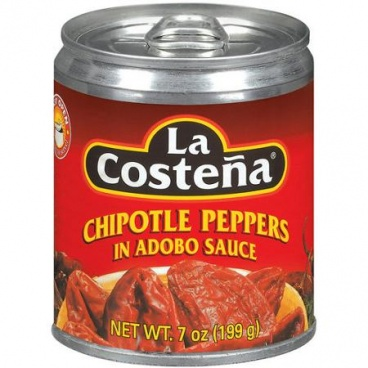 La Costena Chipotles (199g)  IN ADOBO SAUCE  MEXICAN