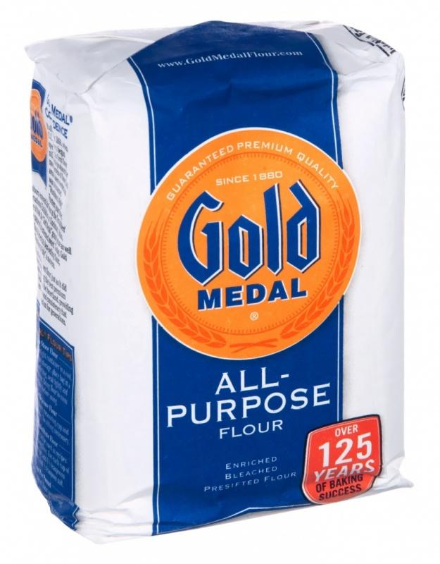 Gold Medal Flour - All Purpose 32.00 oz-907 g - American ...