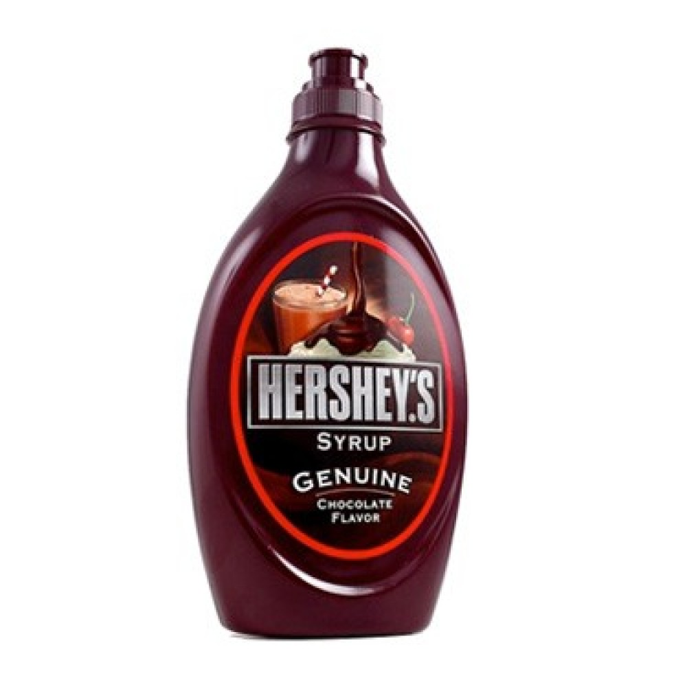 Hershey's Chocolate Syrup 680g Hersheys Syrup - American Food Store