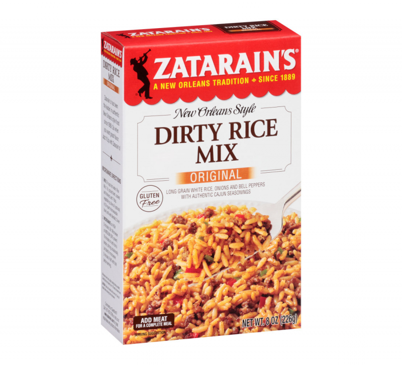 Dirty rice brands