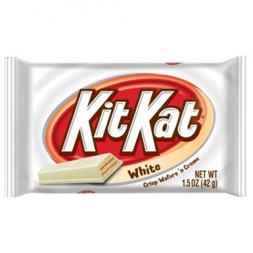 KitKat White Chocolate 42g Kit Kat Ltd Edition