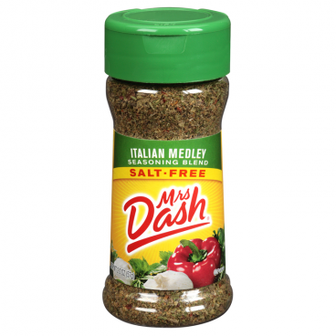 Mrs Dash Italian Medley Seasoning Blend 57g (2oz) Salt Free