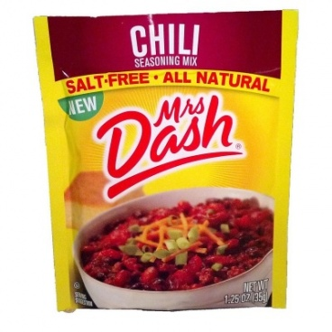 Mrs Dash Chilli Seasoning