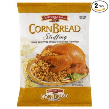 Pepperidge Farm Corn Bread Classic Stuffing 14oz (397g)