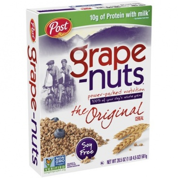Post Grape Nuts Cereal 29oz 822g