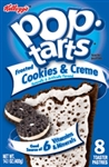 Pop-Tarts Frosted Cookies & Creme Pop Tarts