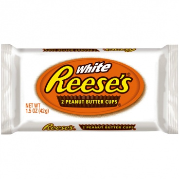 Reese's White 2-Peanut Butter Cups 42g Reeses