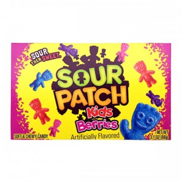 Sour Patch Kids Berries 3.1oz (88g)