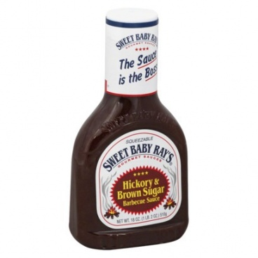Sweet Baby Ray's Hickory & Brown Sugar  BBQ Sauce 510g (18oz)