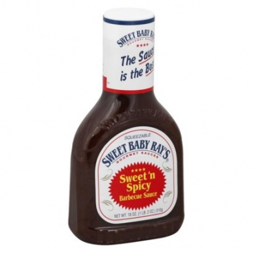 Sweet Baby Ray's Sweet' n Spicy BBQ Sauce 794g (28oz)
