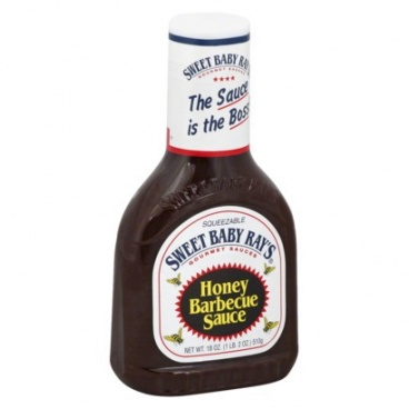 Sweet Baby Ray's Honey Barbecue Sauce 794g (28 oz) BBQ Sauce