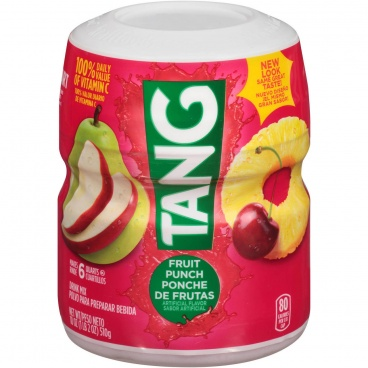 Tang Drink Mix Guava Pineapple, 18 OZ (510g) Tub