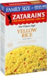 Zatarain's Yellow Rice - 6.9 Oz / 195g